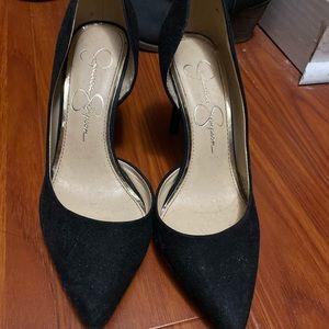 Jessica Simpson size 6 black